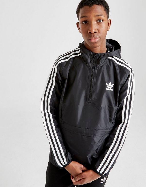 Originals Adidas 14 Zip Jacket Sports JuniorJd Lightweight wk80PnO
