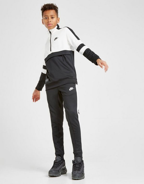 91dc873016 Nike Air 1/4 Zip Tracksuit Junior | JD Sports