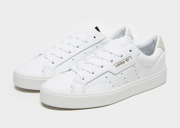 unos pocos Modernizar Padre fage  Buy White adidas Originals Sleek Women's