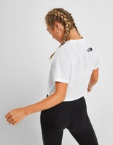 The North Face Mesh Crop T-Shirt Dame