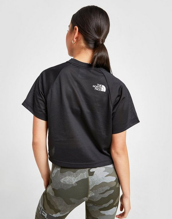 The North Face Mesh Crop T-Shirt
