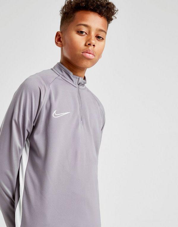 e23a24e64 Nike Academy 1/4 Zip Track Top Junior | JD Sports