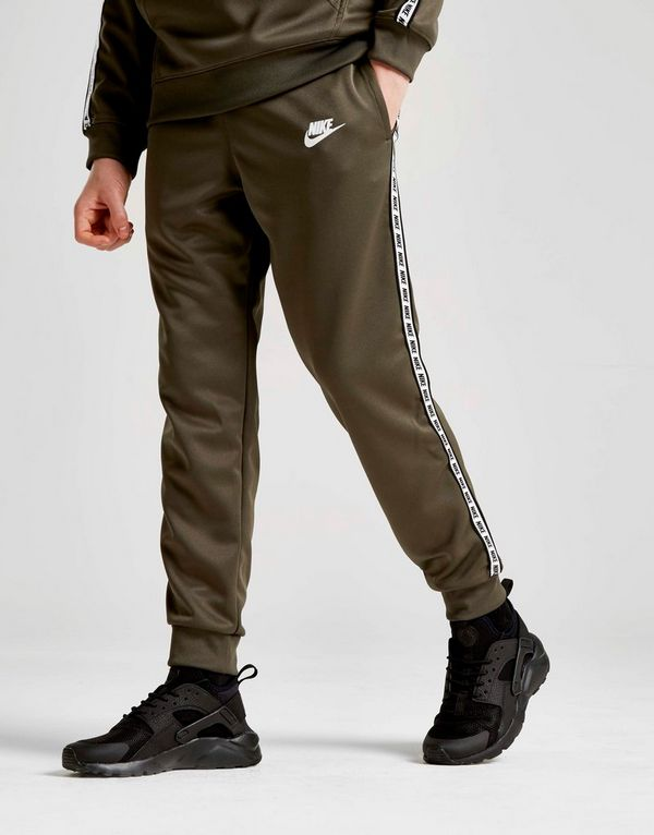 c53cf9285 Nike Tape Poly Track Pants Junior | JD Sports