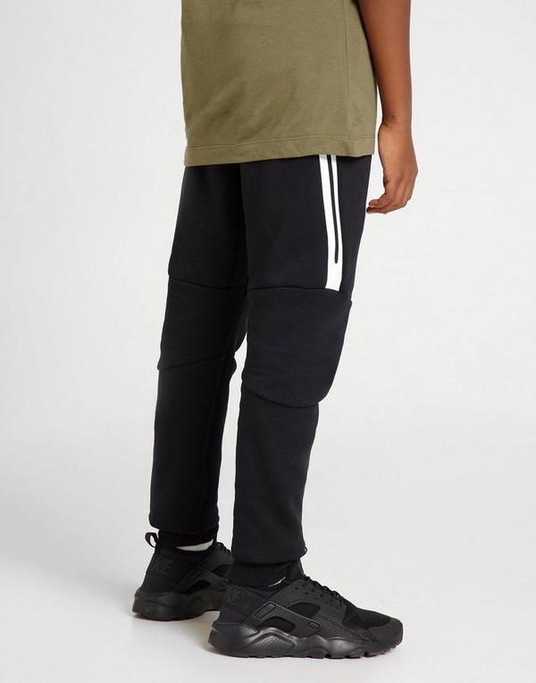 teoría Currículum Lujo  Buy Black Nike Tech Poly Track Pants Junior | JD Sports