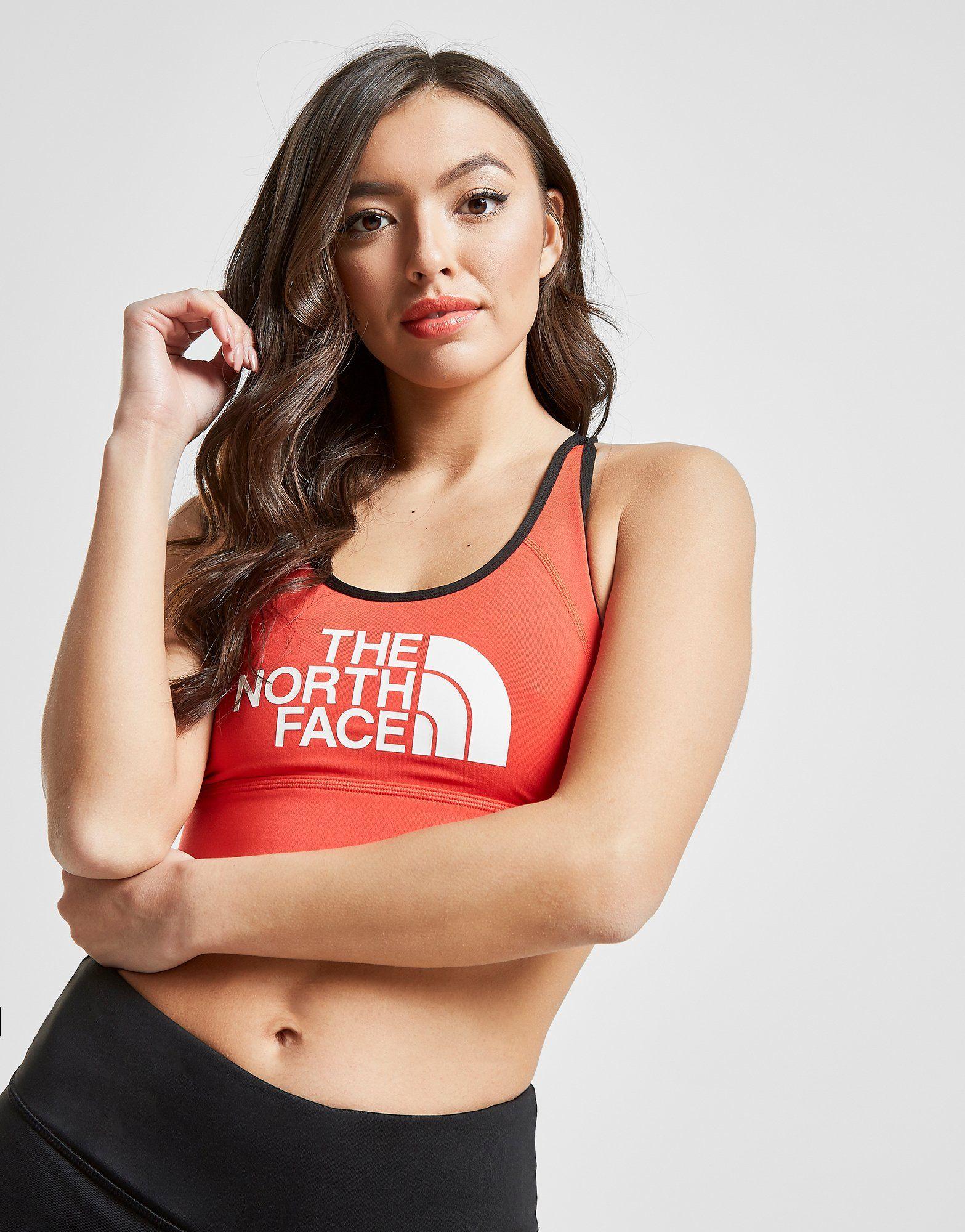 The North Face Logo Bra