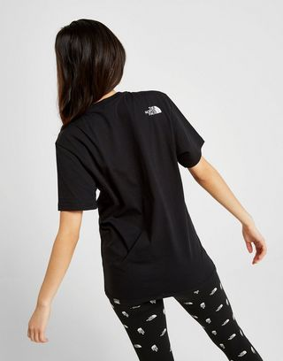 reputable site 1141b e0cb2 The North Face Dome Logo T-Shirt Damen | JD Sports