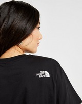 The North Face Dome Logo T-Shirt Dame