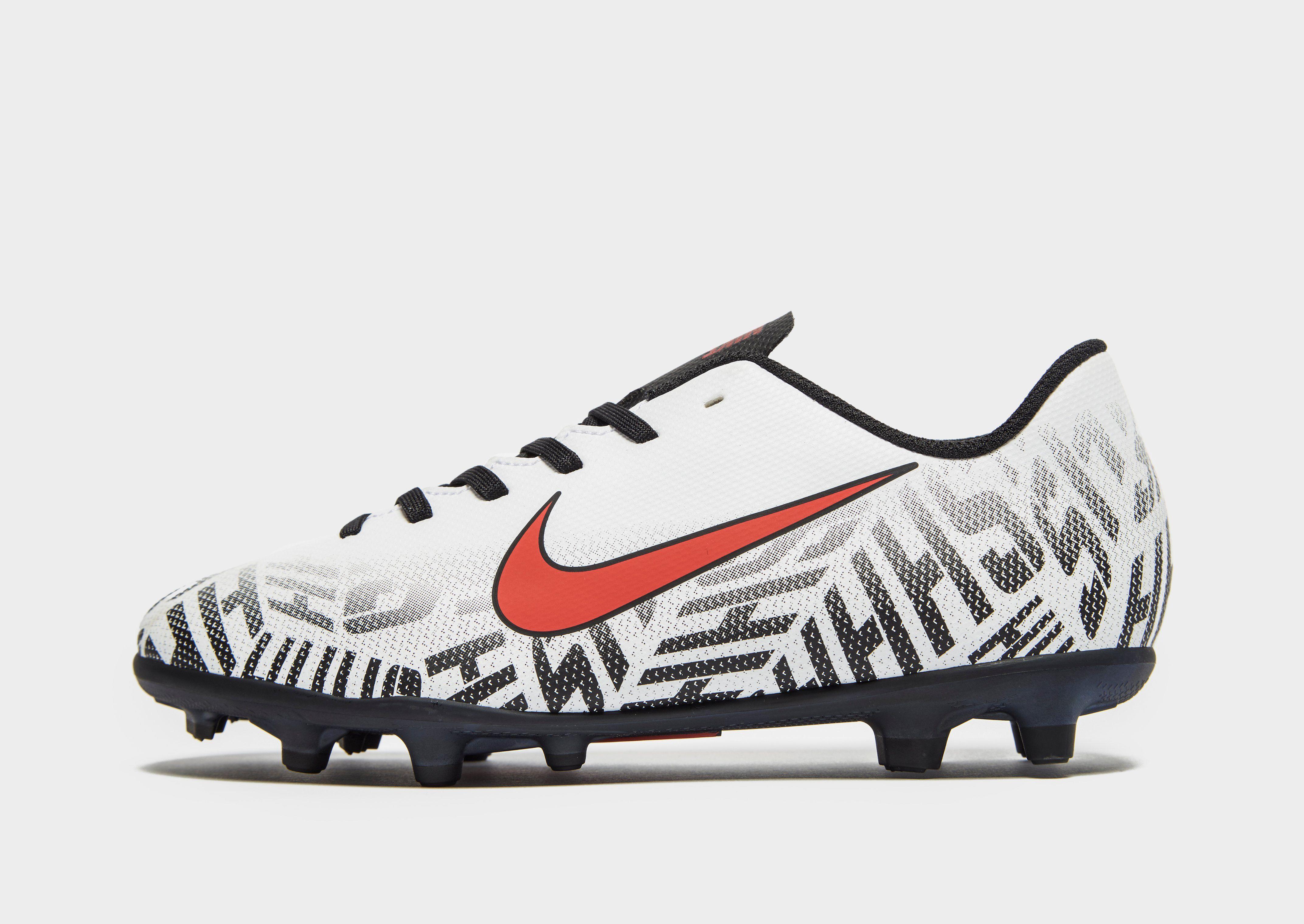 223c0181f Nike Silencio Mercurial Vapor Club Neymar Jr FG Junior