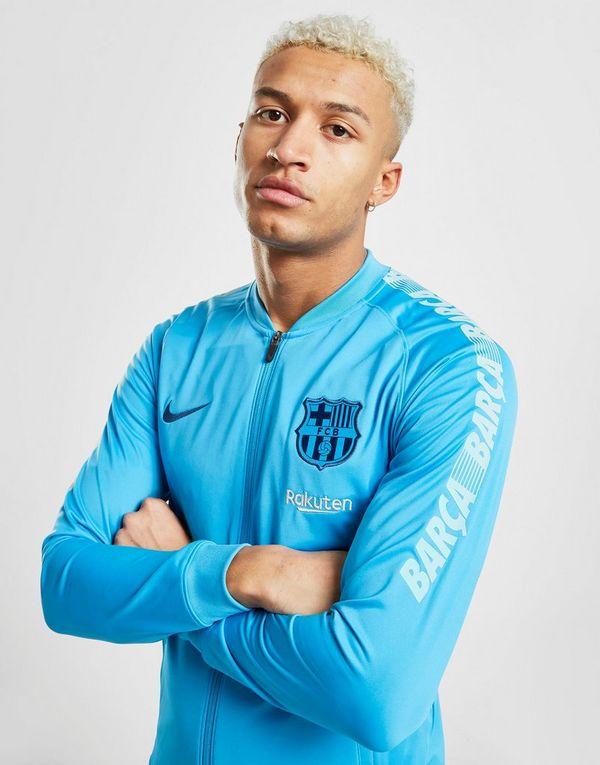 32779d4f1e6 NIKE FC Barcelona Dri-FIT Squad Men s Football Track Suit