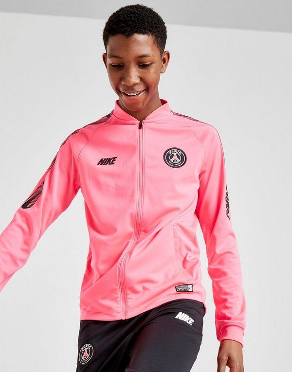 e1b4dfc77a7e25 NIKE Paris Saint-Germain Dri-FIT Squad Older Kids  Football Track Suit