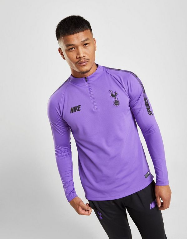 1ba949931 NIKE Tottenham Hotspur Dri-FIT Squad Drill Men's Long-Sleeve Football Top