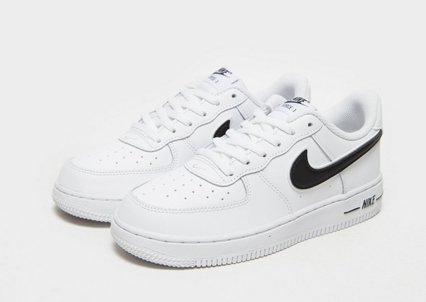 Acquista Nike Air Force 1 Low Bambino in Bianco | JD Sports