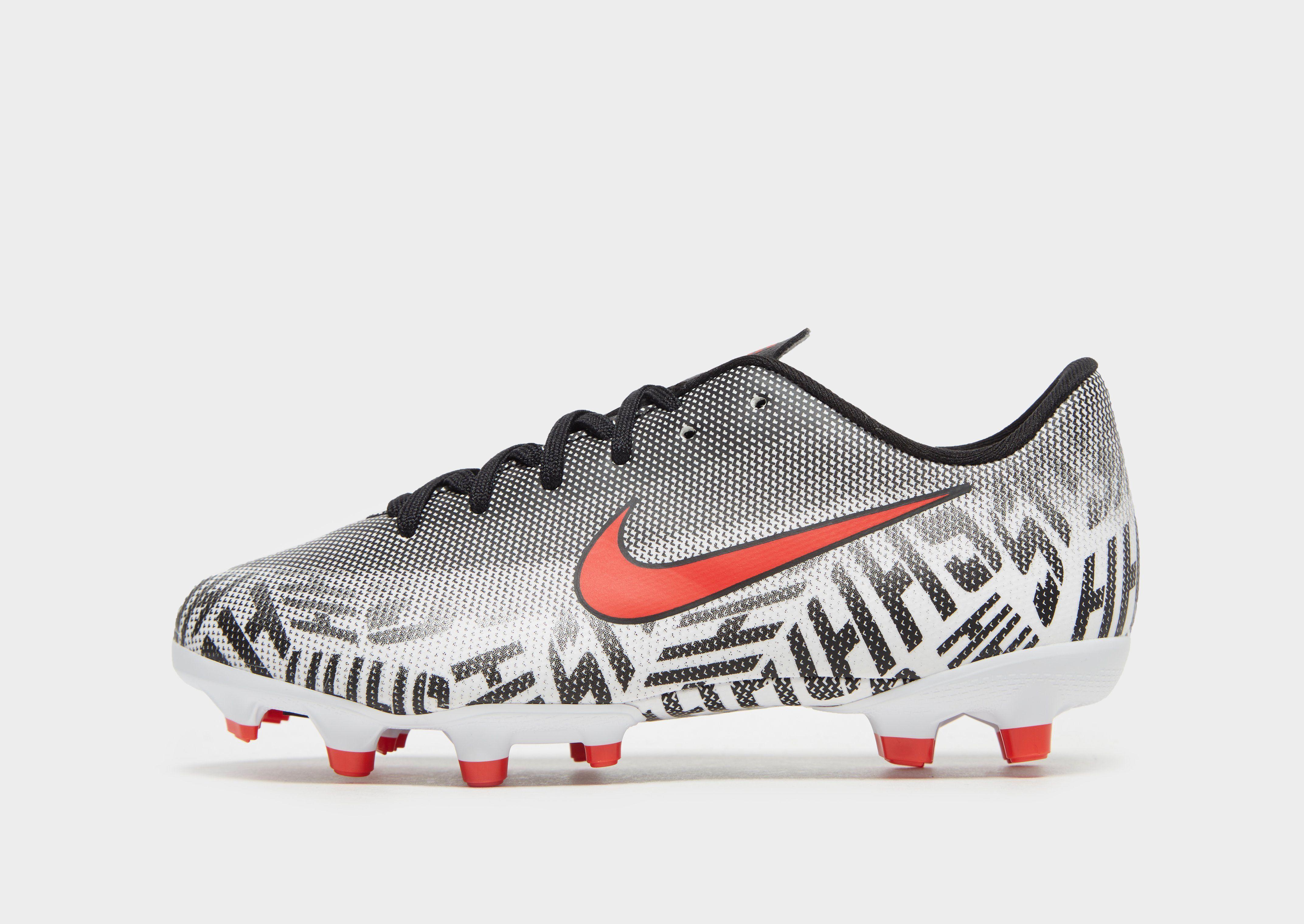 NIKE Nike Jr. Mercurial Vapor XII Academy Neymar Jr Younger/Older Kids' Multi-Ground Football Boot