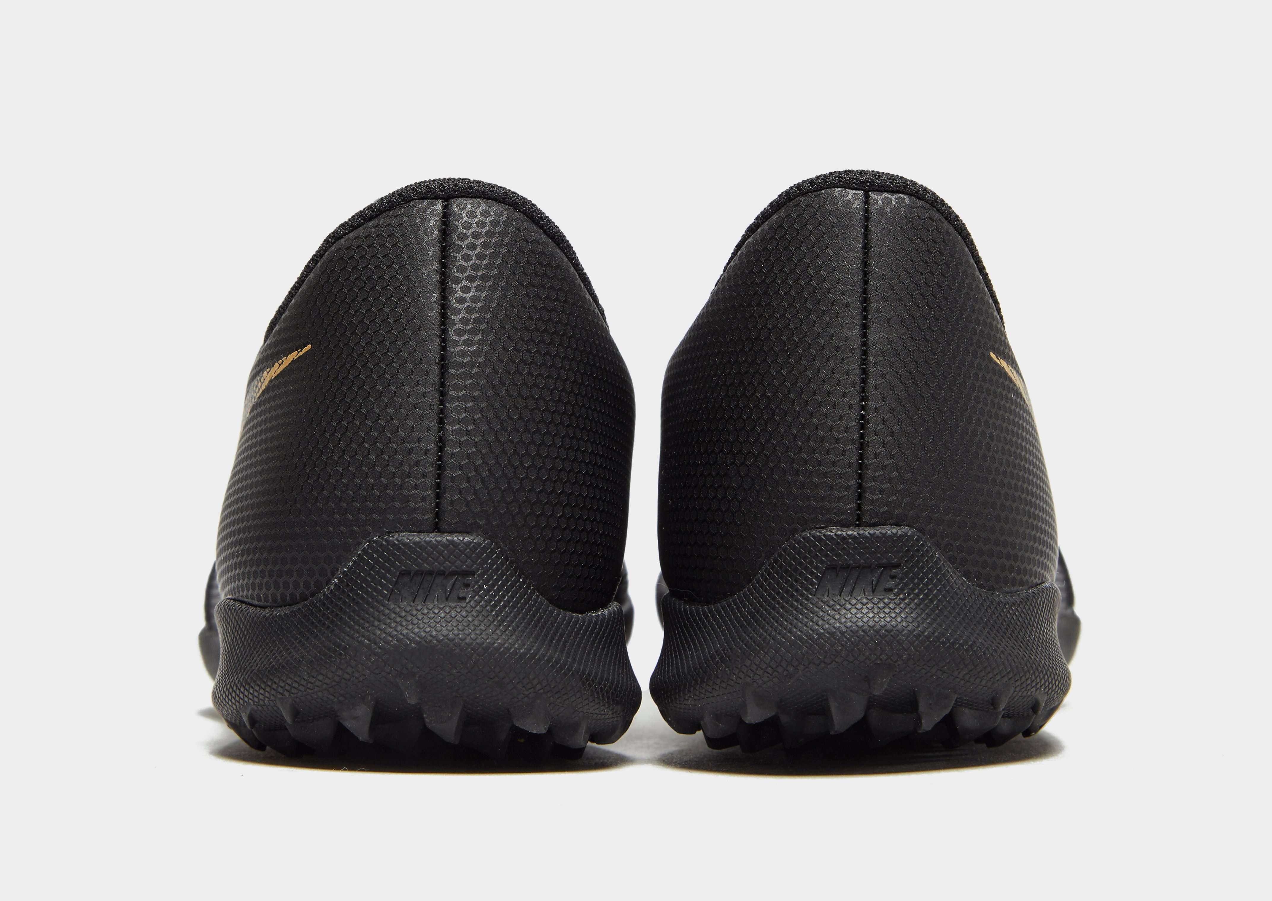 Nike Black Lux Phantom Venom Club TF Children