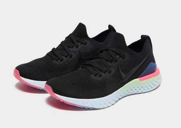 ec973ca5a8e8d NIKE Nike Epic React Flyknit 2 Older Kids  Running Shoe