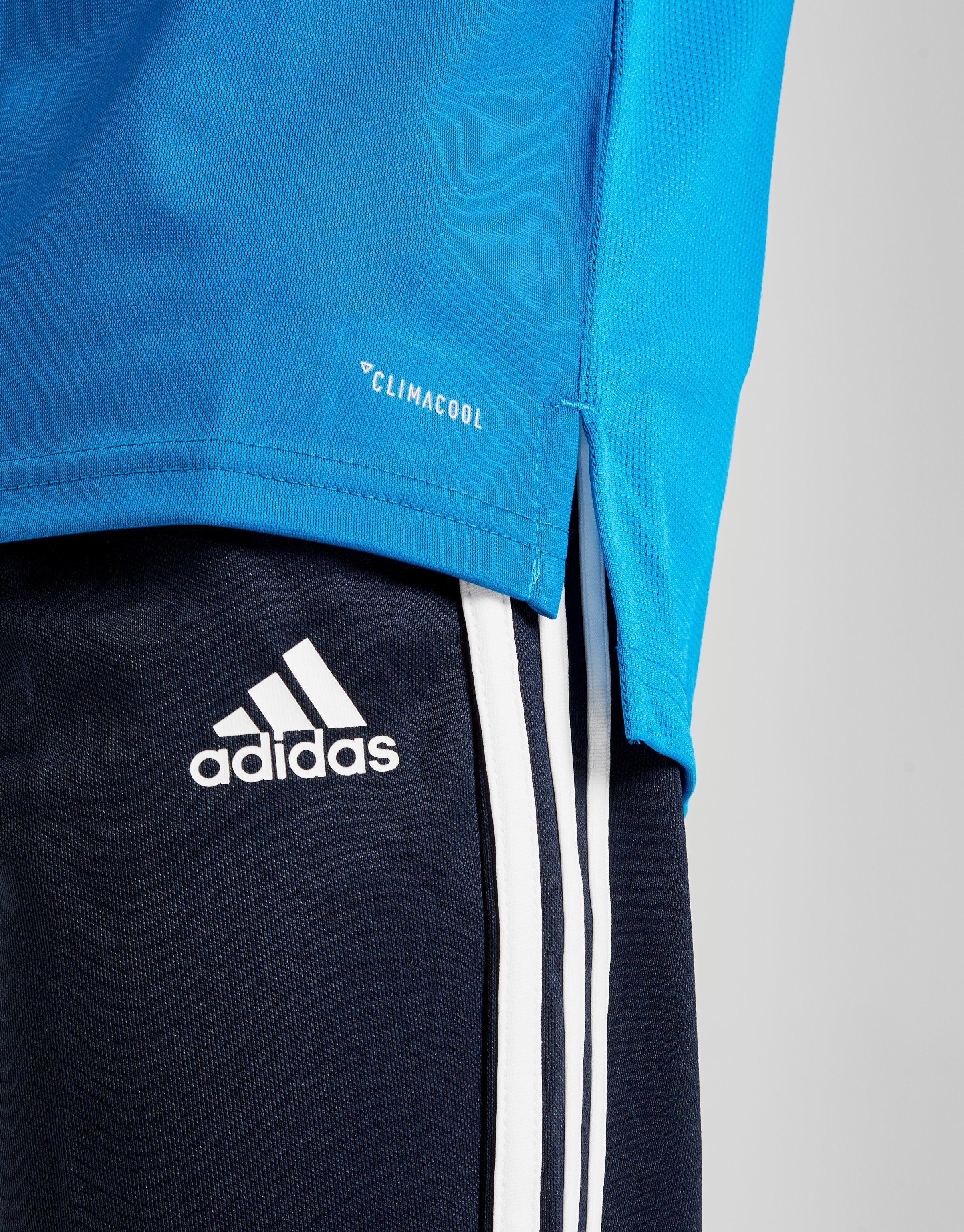 adidas Real Madrid Training Shirt Junior