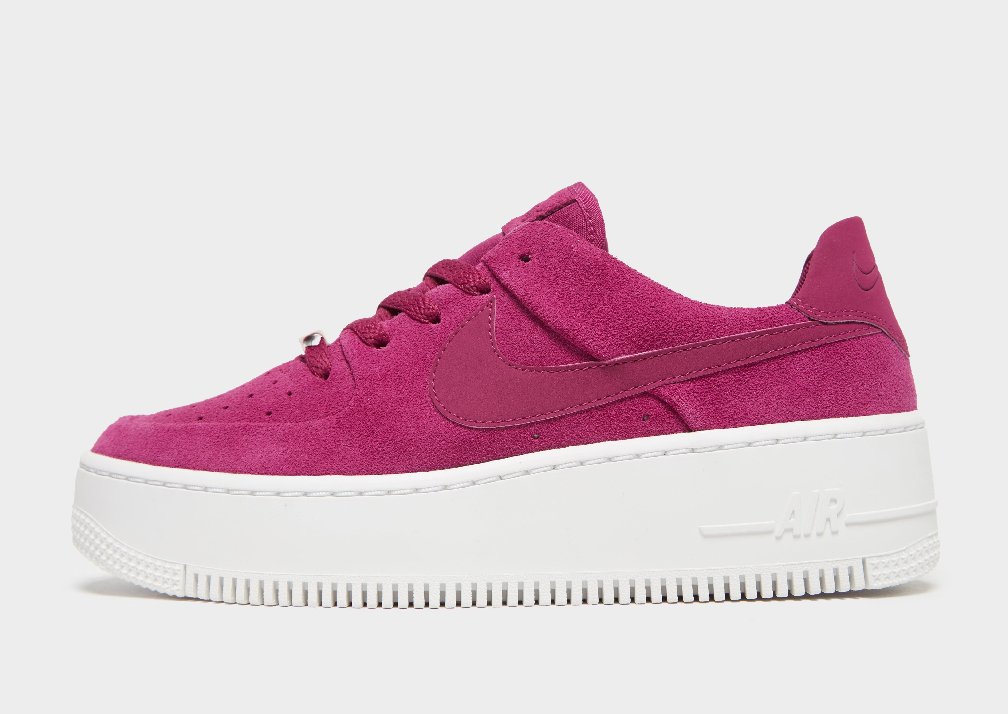 new concept 29511 5fcf1 Nike Air Force 1 Sage Low Naiset   JD Sports