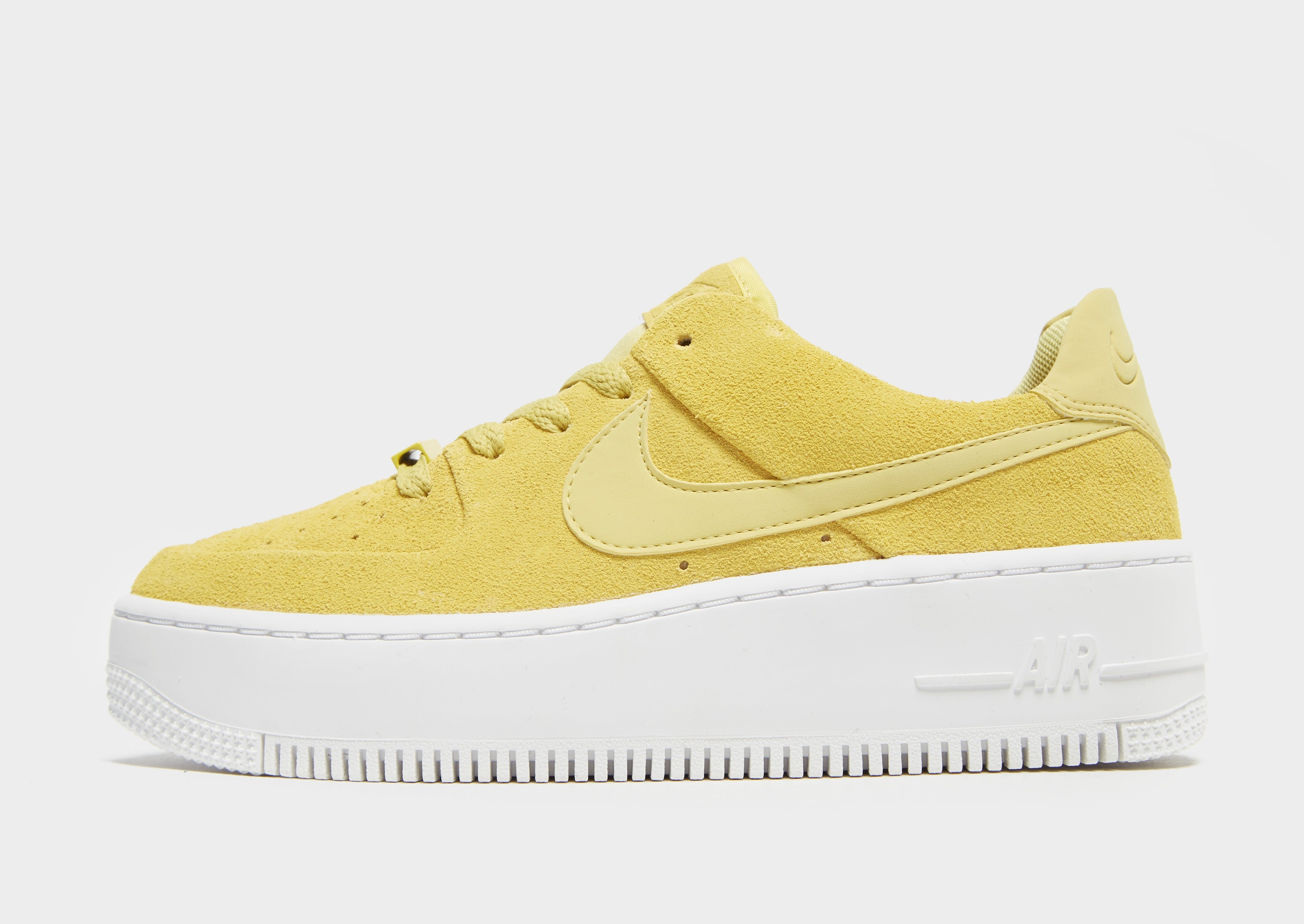 nike air force 1 statement game yellow