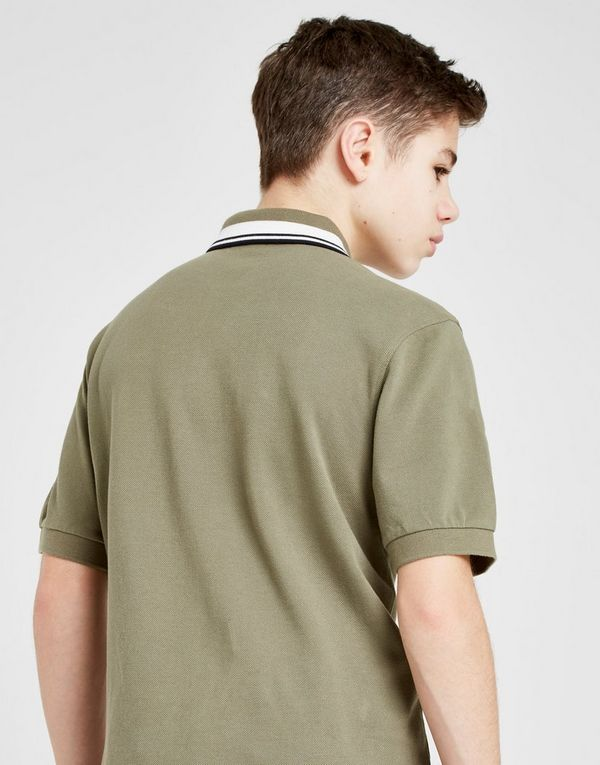 885aadaf Fred Perry Twin Tipped Polo Shirt Junior | JD Sports