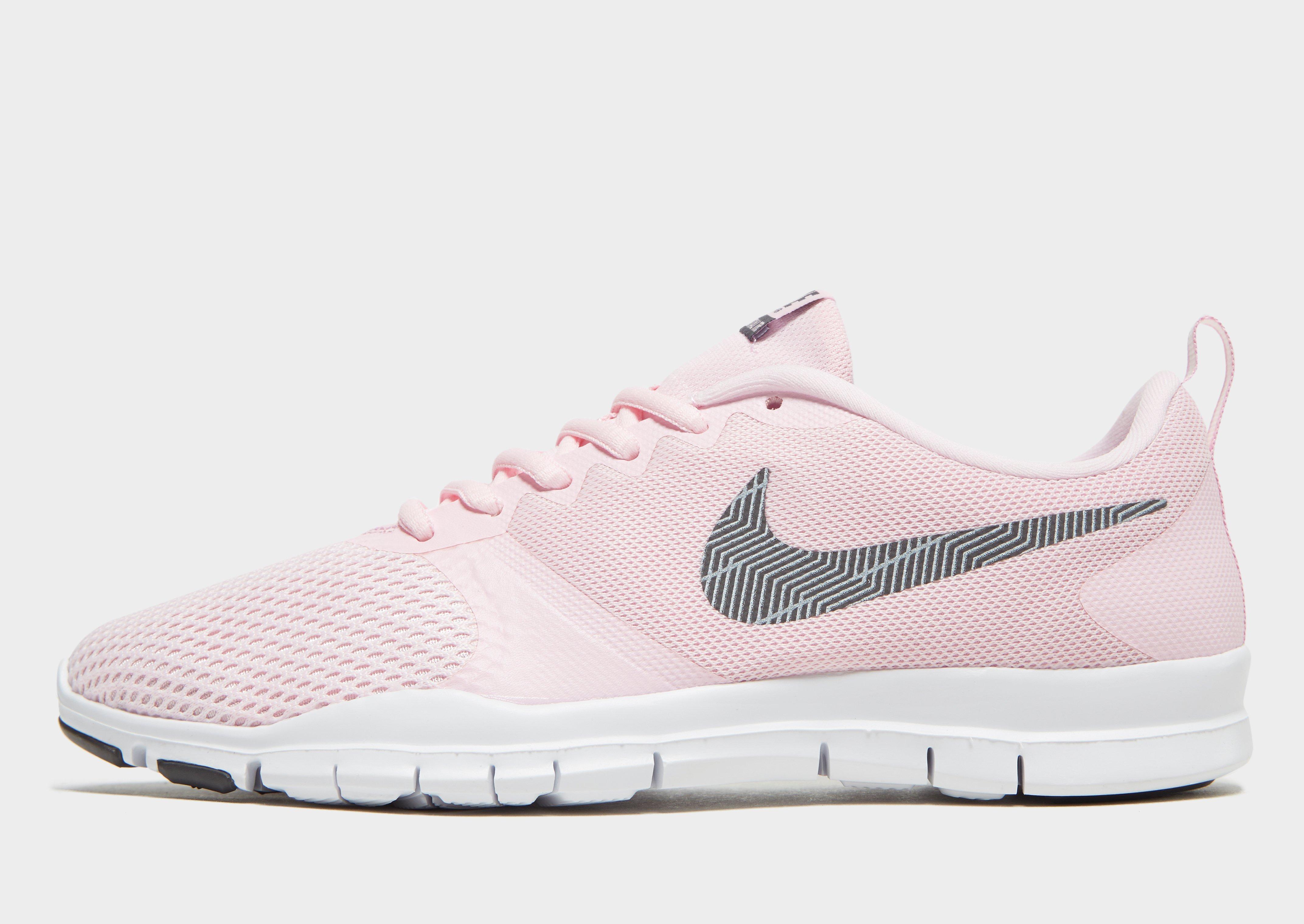 nike flex essential tr pink