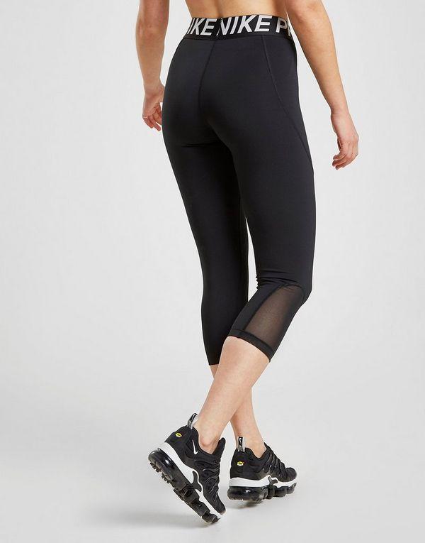 7794a6a8f54e5 Nike Training Pro Capri Tights | JD Sports