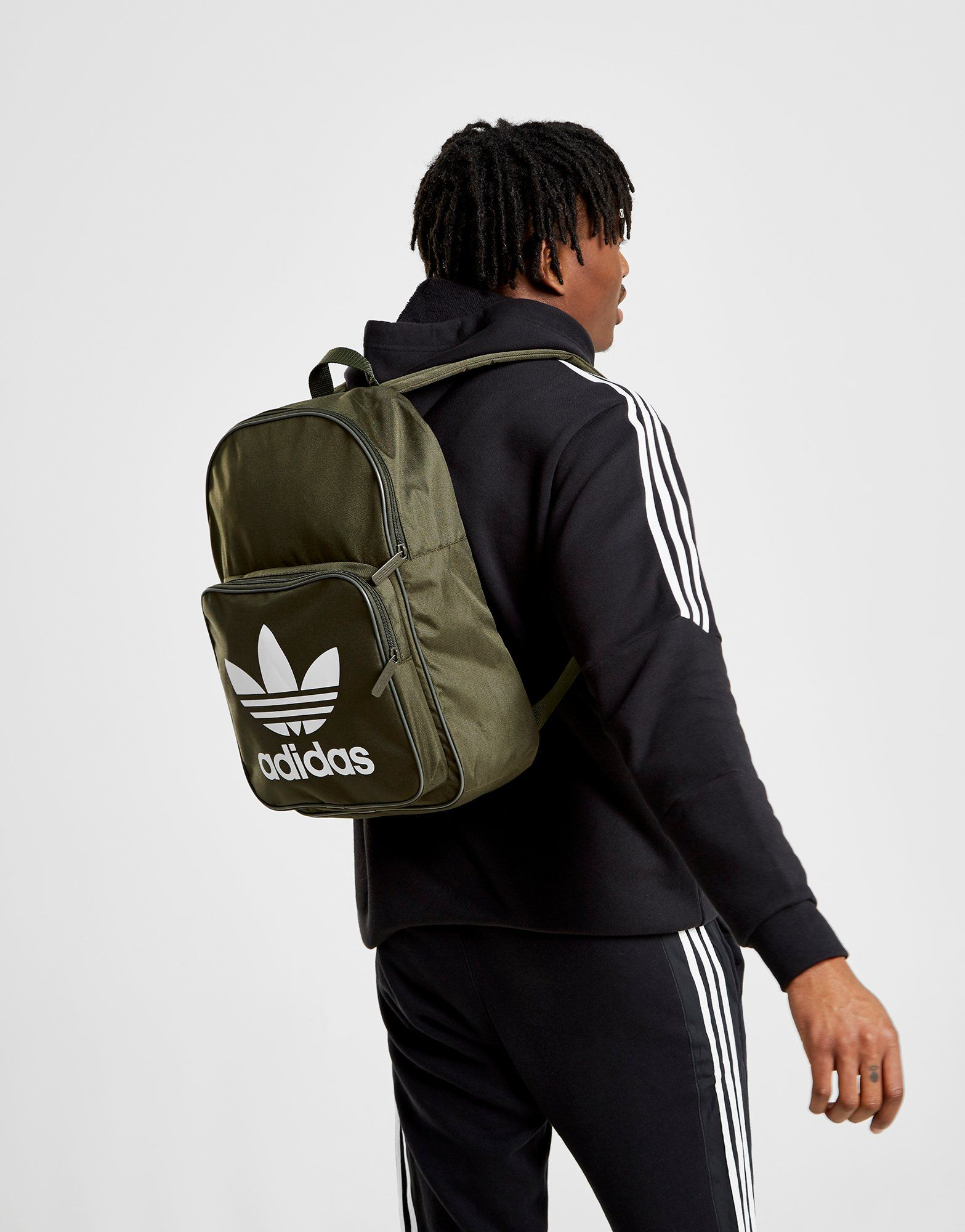 487d53054 adidas Originals Classic Trefoil Backpack | JD Sports