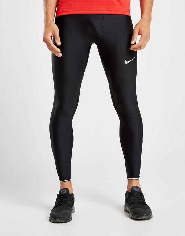 uk store new arrive low cost Buy Black Nike Run Mobility Tights | JD Sports