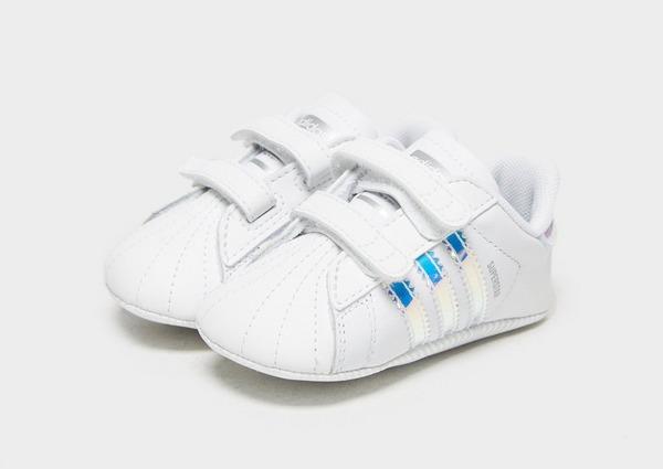 White adidas Originals Superstar Crib Infant | JD Sports