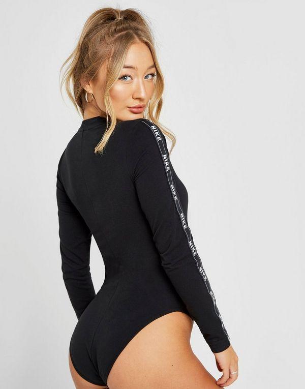 Nike Tape Long Sleeve Bodysuit