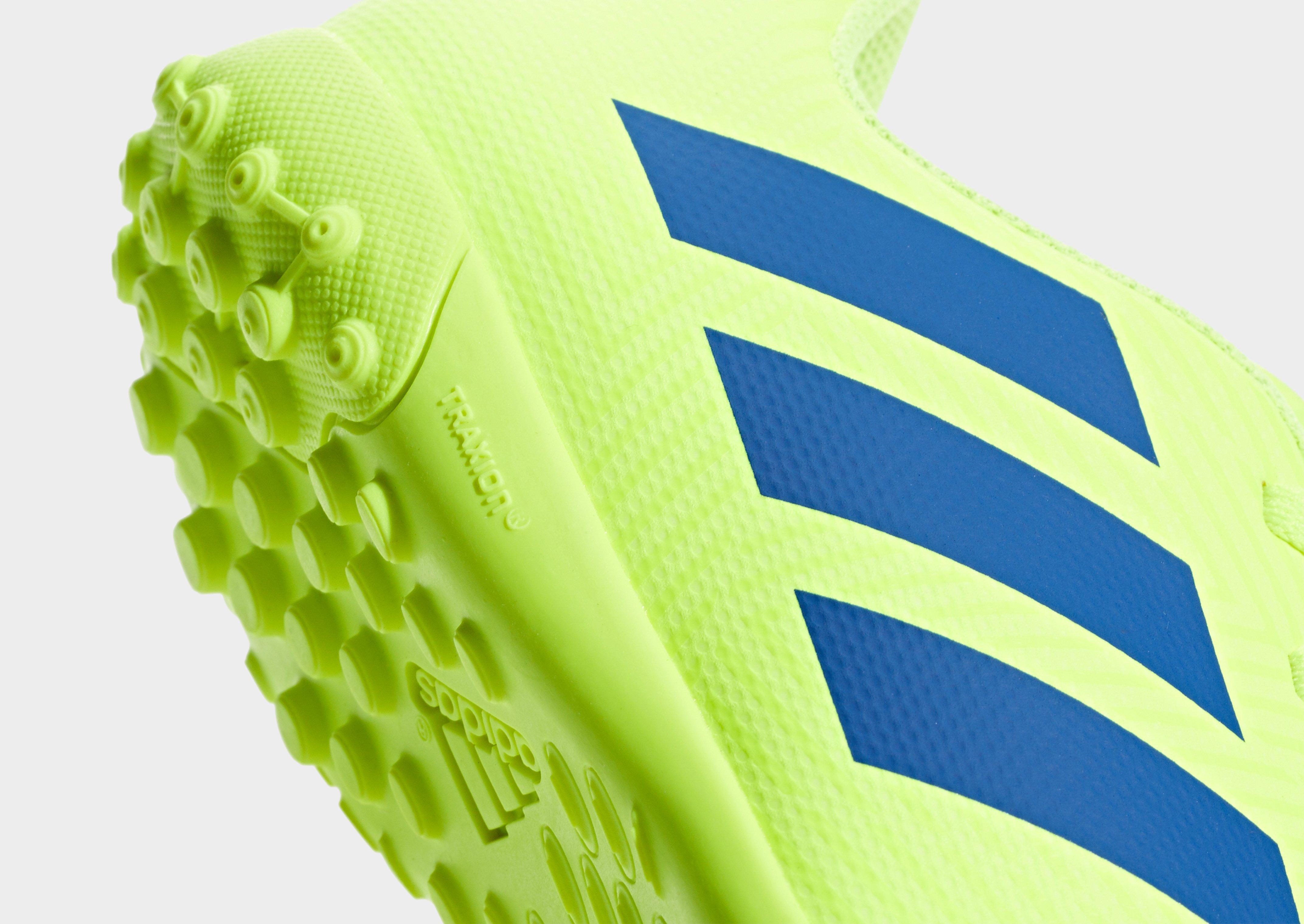 adidas Exhibit Nemeziz 18.4 TF Junior