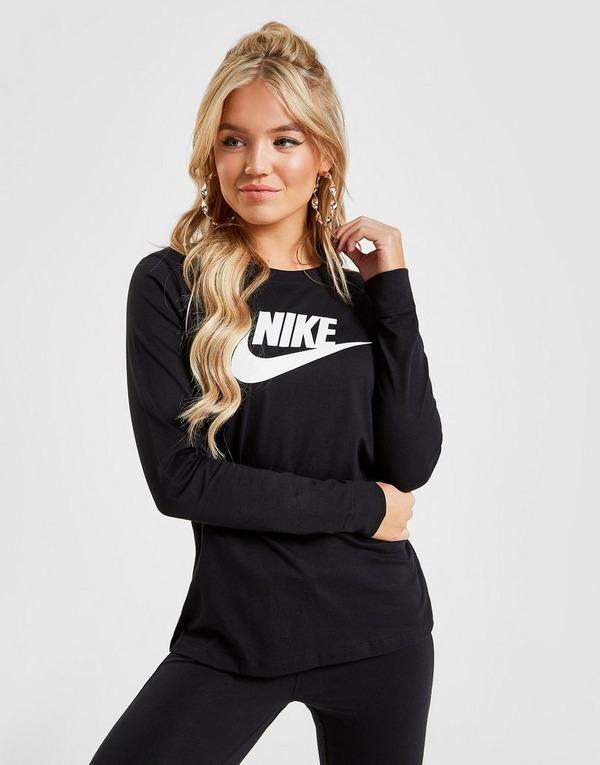 Nike  T-Shirt Essential Futura Long Sleeve