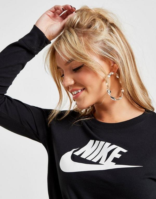 Nike camiseta de manga larga Essential Futura