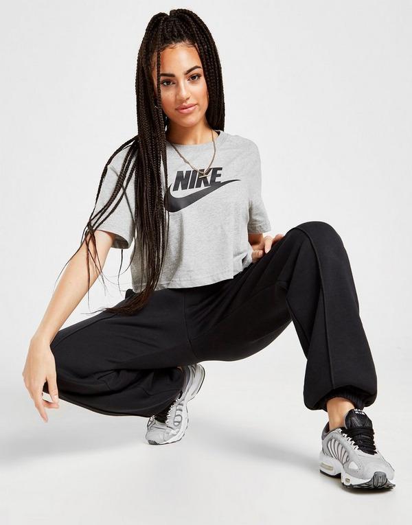 Nike Essential Futura Crop T-Paita Naiset