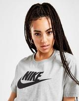Nike Essential Futura Crop T-Shirt Dames