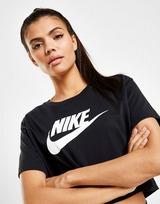 Nike Essential Futura Crop T-Shirt Dame