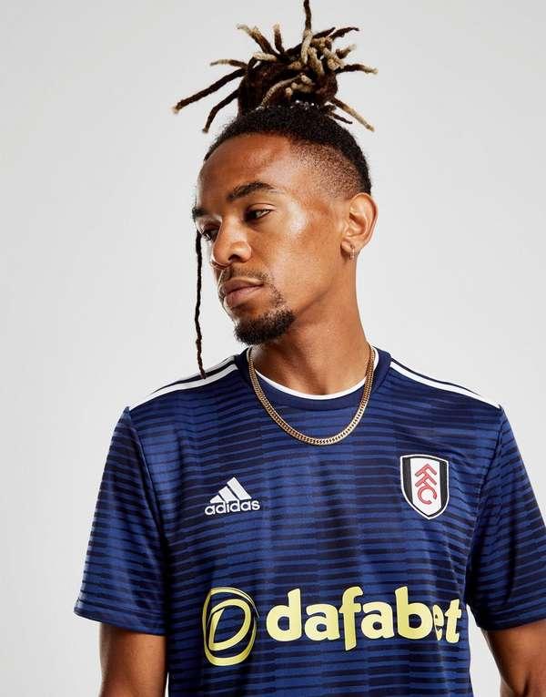 adidas Fulham FC 2018/19 Away Shirt