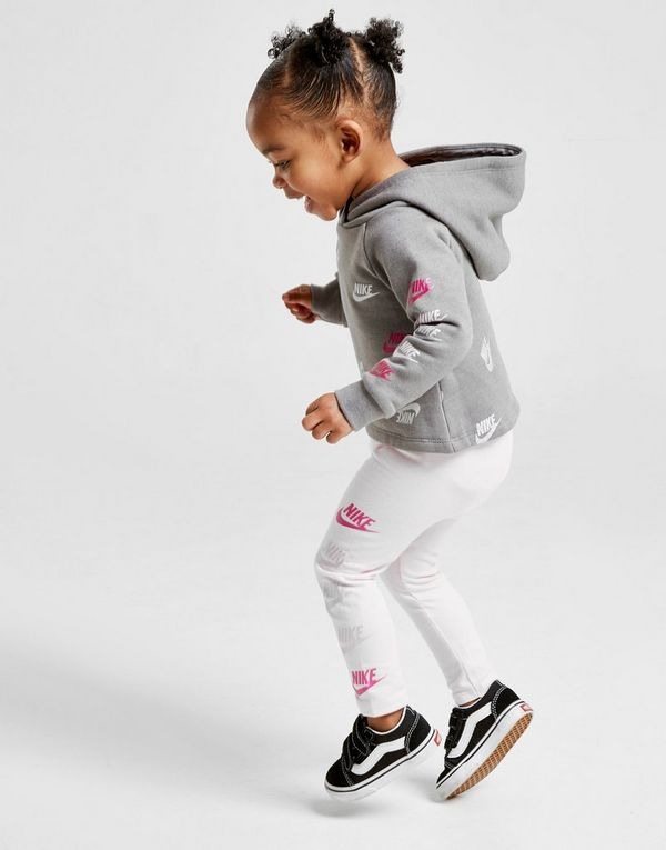 0569fdbba Nike Girls' All Over Print Futura Tracksuit Infant | JD Sports