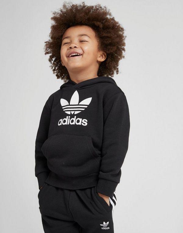 6222690a5 adidas Originals adicolor Trefoil Hoodie Set Children