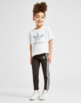 adidas Originals Girls' 3-Stripes Legging Børn