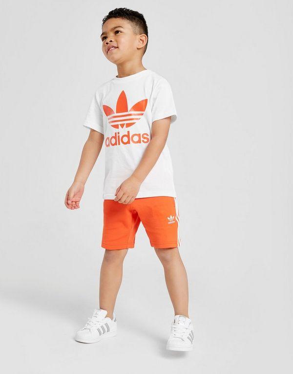 quality design f4d66 82ad2 ADIDAS Trefoil Shorts Tee Set   JD Sports