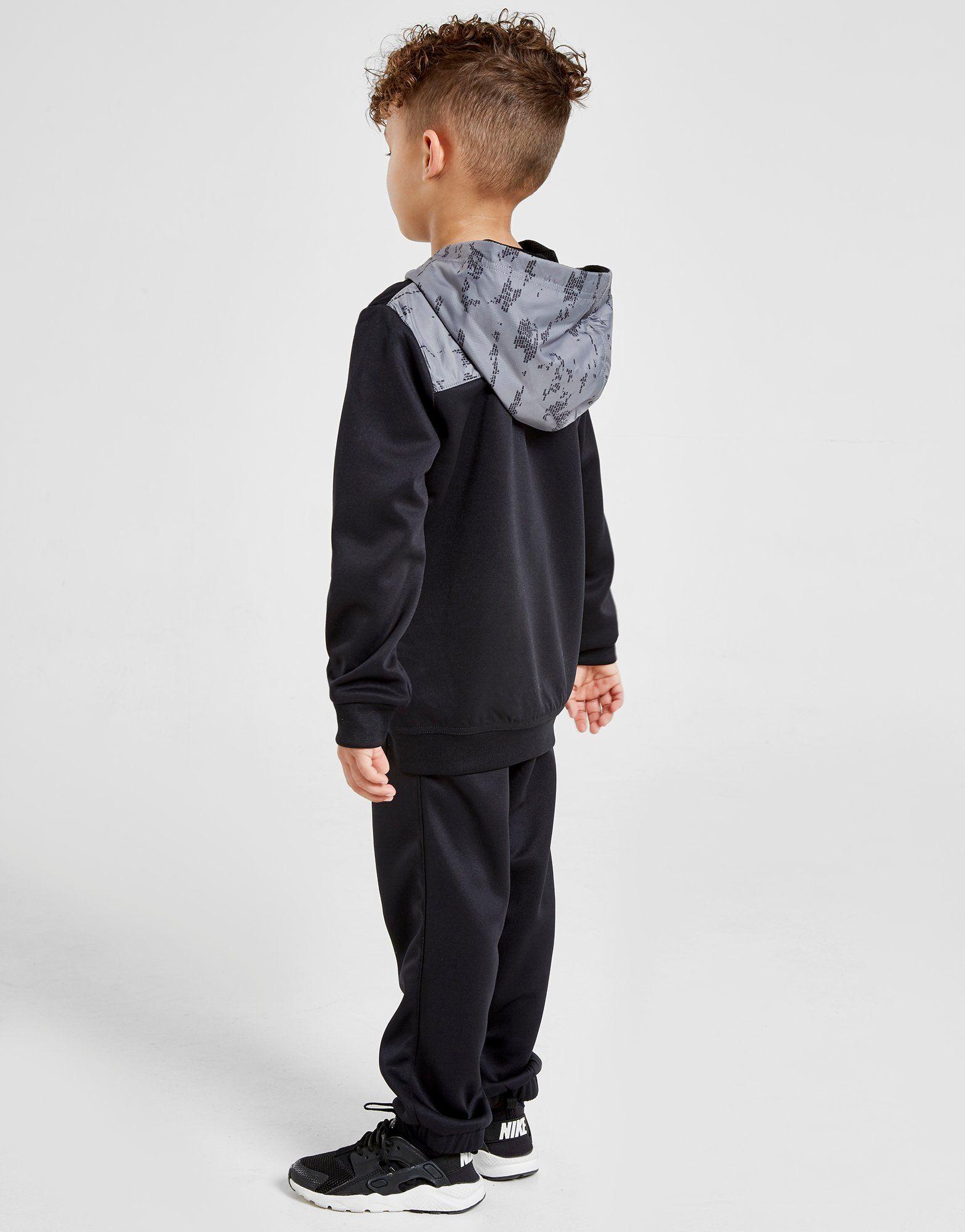 Nike Air Max 1/4 Zip Suit Children