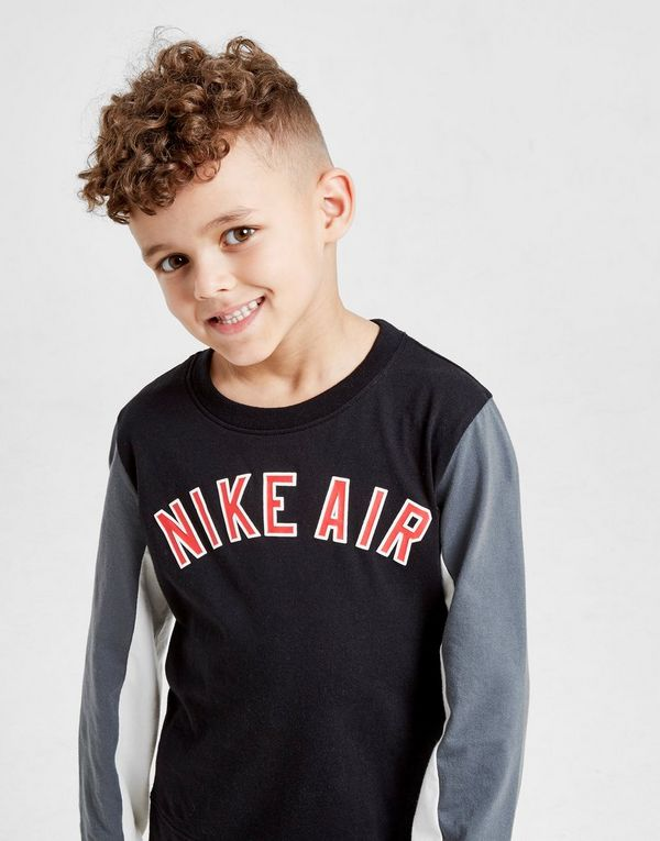 699e4661 Nike Air Long Sleeve T-Shirt Children | JD Sports