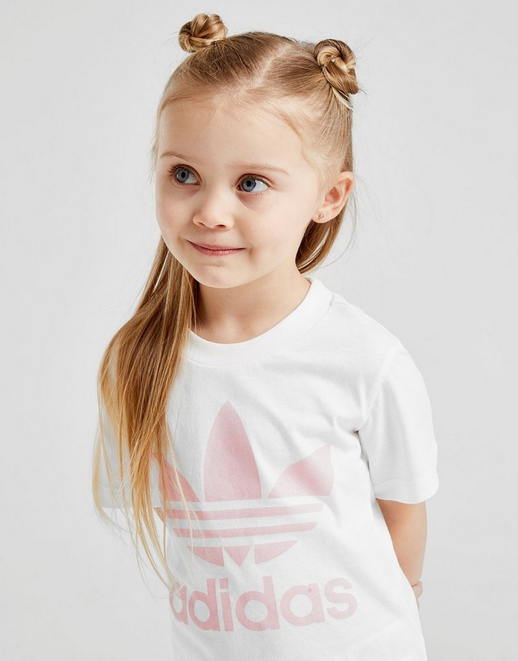 adidas Originals Trefoil T-Shirt/Shorts Setti Vauvat