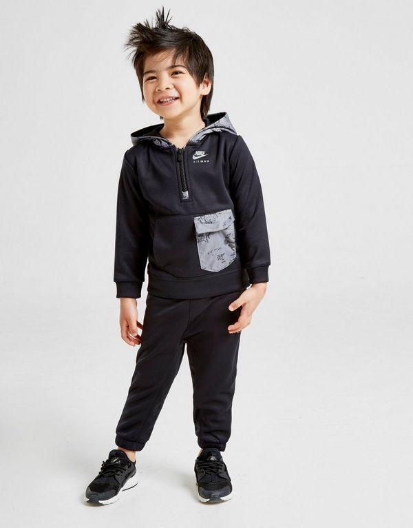 reputable site 399af 6893c Nike Air Max 1 4 Zip Tracksuit Infant