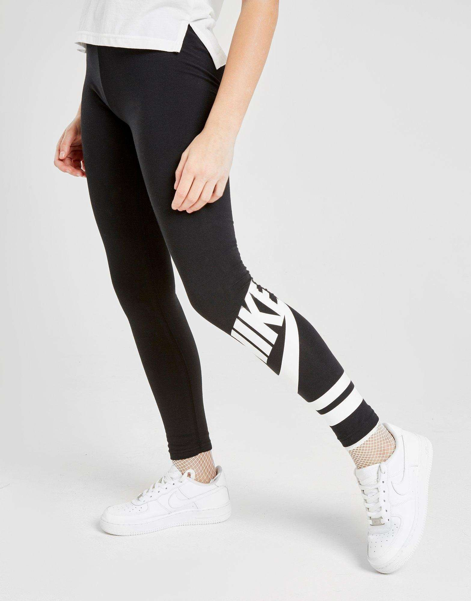 f9e10e620e645 NIKE Nike Sportswear Older Kids' (Girls') Graphic Leggings | JD Sports