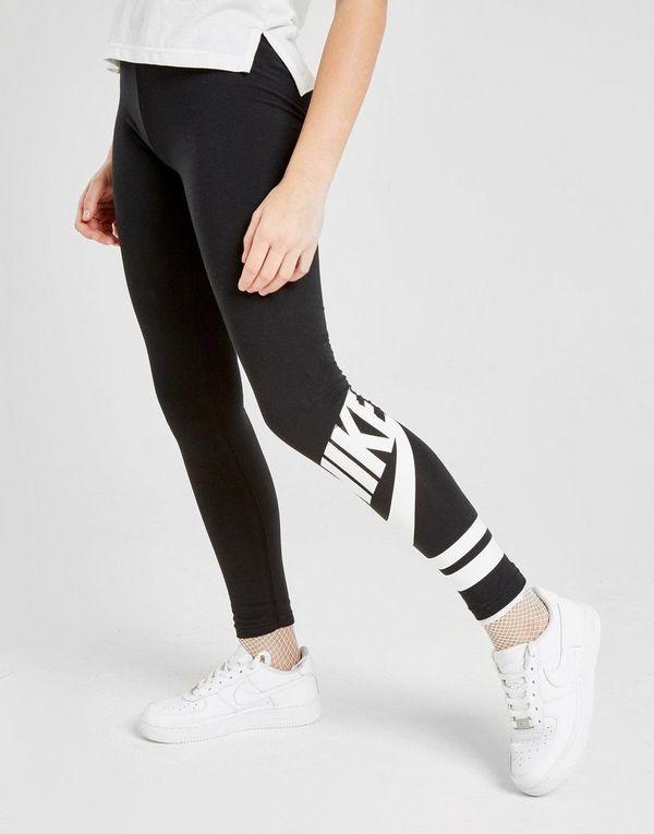 new styles fd405 9451f NIKE Nike Sportswear Older Kids  (Girls ) Graphic Leggings   JD Sports