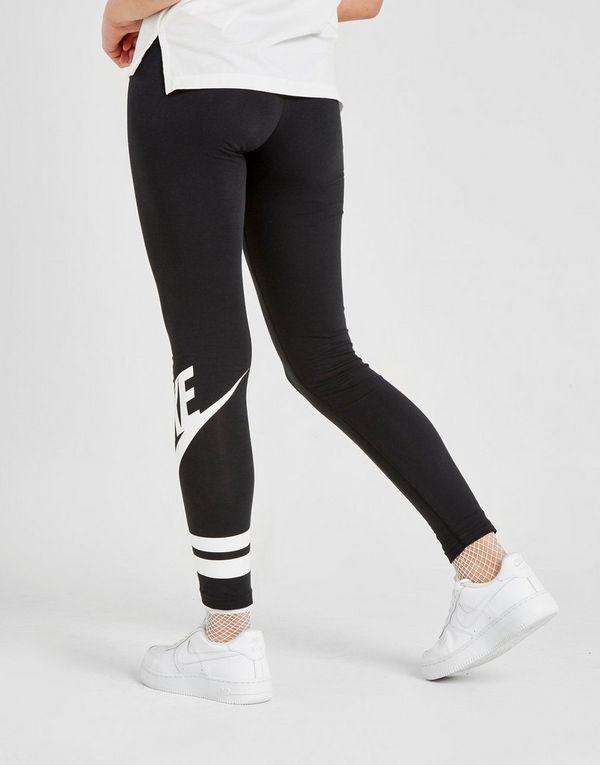 23a57fcc0a NIKE Nike Sportswear Older Kids' (Girls') Graphic Leggings | JD Sports