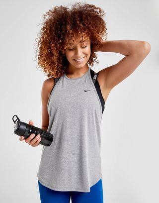 Nike Training Elastika Stripe Tank Top