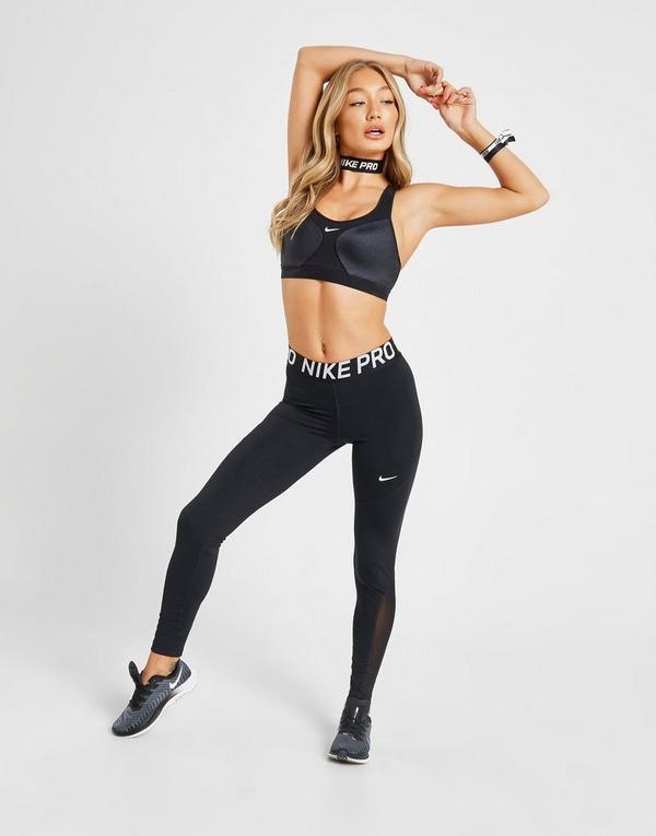 Acquista Nike Pro Training Leggings Donna in Nero | JD Sports