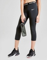 Nike Leggings Pro Girls' Capri para Júnior